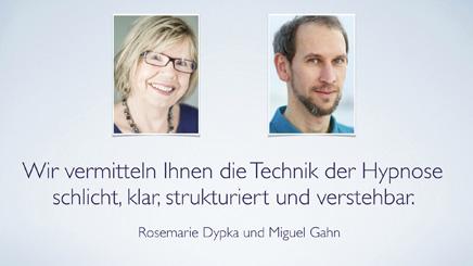 Rosemarie Dypka und Miguel Gahn