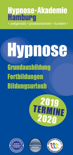 Hypnose-Akademie: Terminflyer 2019-2020