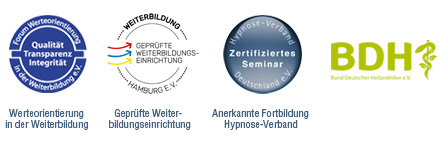 Zertifizierte Hypnose-Fortbildungen